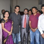 10.  Puneeth with family