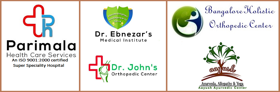 Various Centers owned and run by Dr. John Ebnezar