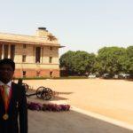 Outside Rashtrapathi Bhavan (12)