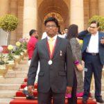 Outside Rashtrapathi Bhavan (13)