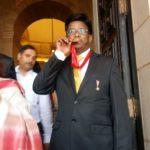 Outside Rashtrapathi Bhavan (3)