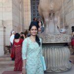 Outside Rashtrapathi Bhavan (9)